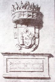 Tombstone of King Don Juan of Sri Lanka