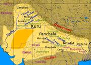 Maha janapada Kuru kingdom Kaurava karava