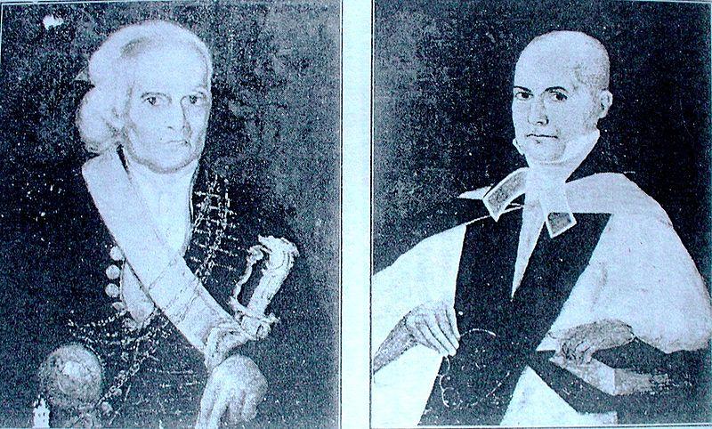 de Saram mudaliyars - the original inventors of the Govigama caste