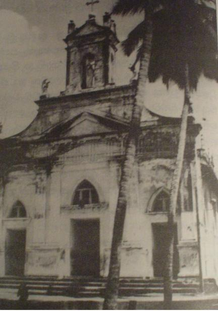 Our  Lady of Carmel Cathedral Chilaw, Sri Lanka