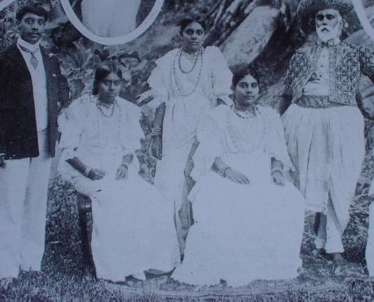 Ennaruwa family