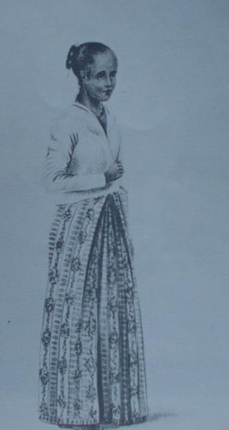 Karava lady Kabakuruttu blouse