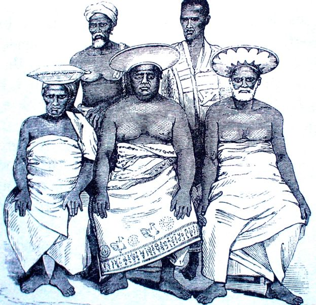 Kandyan chiefs - British period