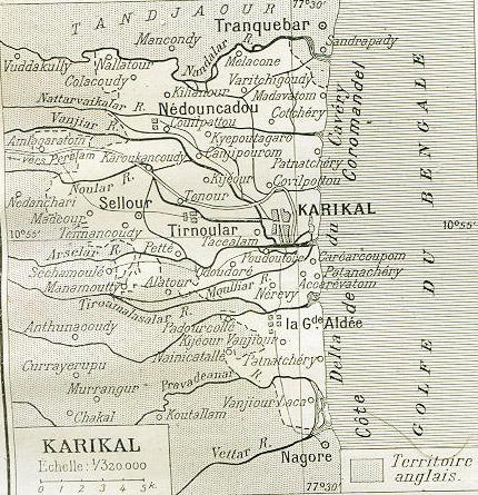 Karava migration Karikal