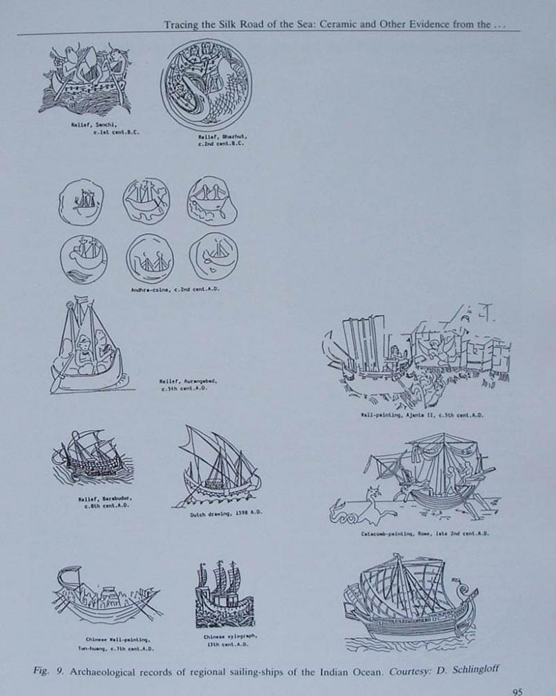 Indian Ocean Ships