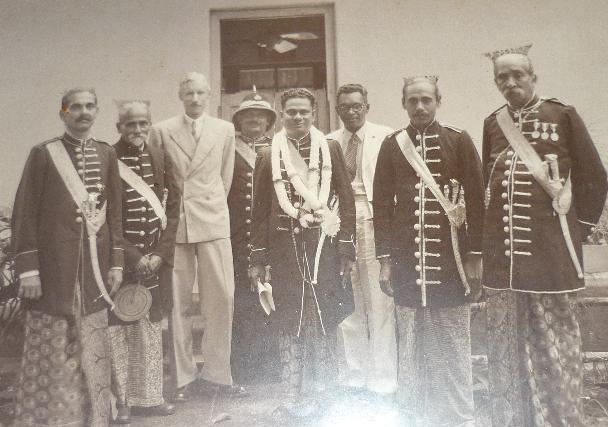 British period Mudaliyars, Tangalle, Sri Lanka