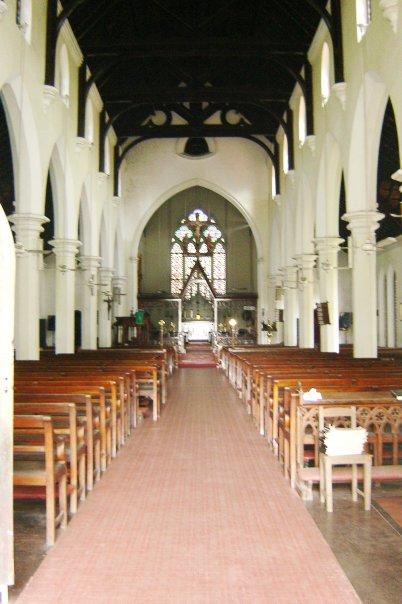 Holy Emmanuel church isle Mortuwa, Sri lanka
